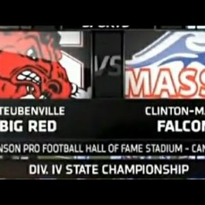 2017 Steubenville vs Clinton-Massie (OHSAA Division IV State Championship)