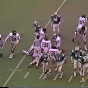 1986 Bishop Hartley vs Castalia Margaretta (OHSAA Division IV State Championship)